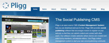 Make some of the Most Popular Websites on Internet with Open