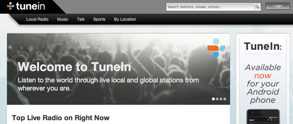 Listen to Free Music Online – Best Internet Radio Program and Sites