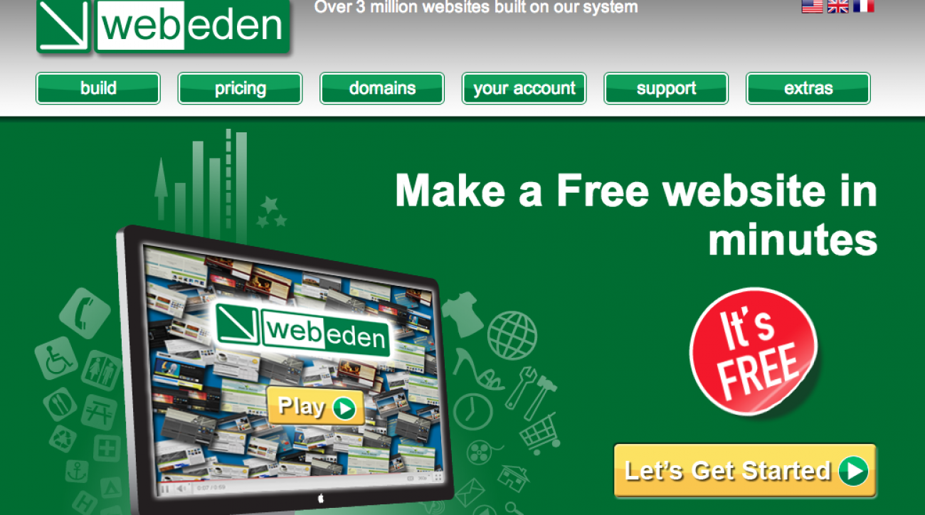 8 Best Free Website Builder for Personal and SME use