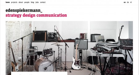 responsive web design - Eden Spiekermann