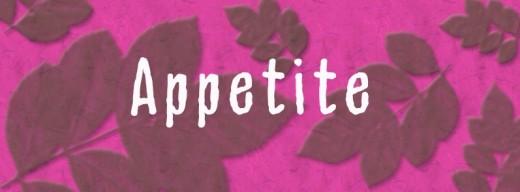 Appetite Font