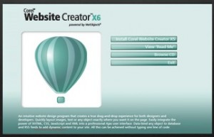 Website Creator X6