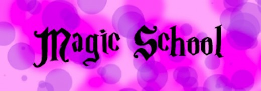 font - Magic School