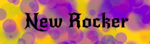 font - New Rocker
