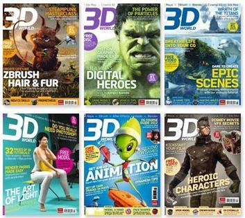 3D World Mag