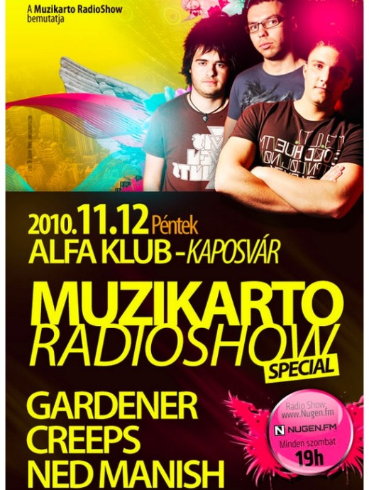 Muzikarto Flyer Source