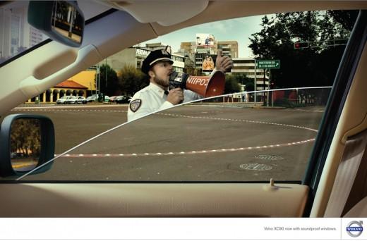 Ogilvy Mexico | Volvo | Police