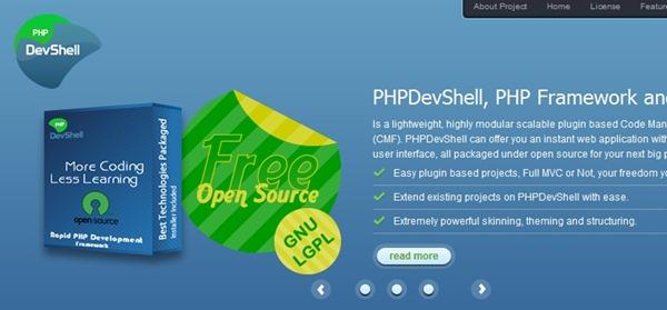 PHPDevShell