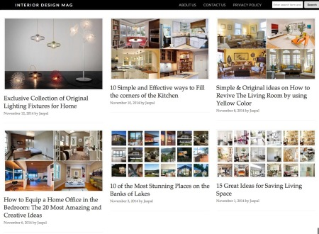 Interior Design Mag   Online portal for Interior   Exterior Design Inspiration