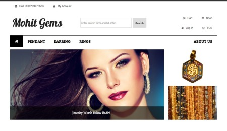 Online Jewelry Store – Wedding Rings Diamond Earrings and More Mohit Gems