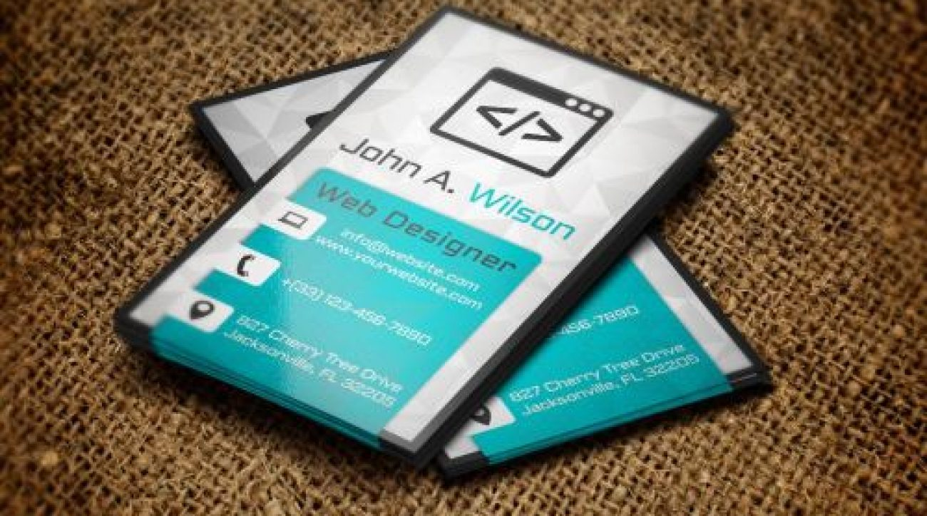9 Free PSD Business Card Templates