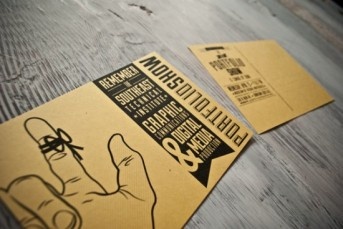 75 Excellent Examples of Creative Postcards Design