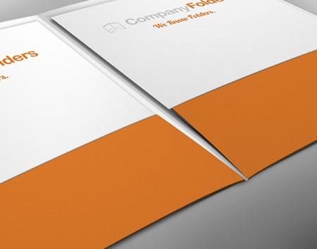 Presentation Folder Mockups
