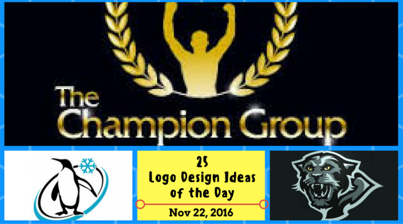 25 Logo Design Design Ideas of the Day - Nov 22, 2016