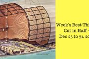 Week's Best Things Cut in Half - Dec 25 to 31, 2016