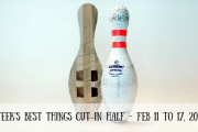 Week's Best Things Cut in Half - Feb 11 to 17, 2017